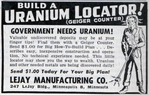 uranium locator