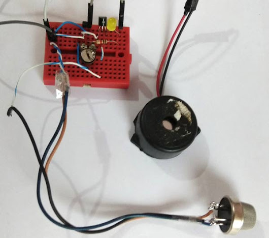 The Electret Microphone And Associated Components My Latest Circuit