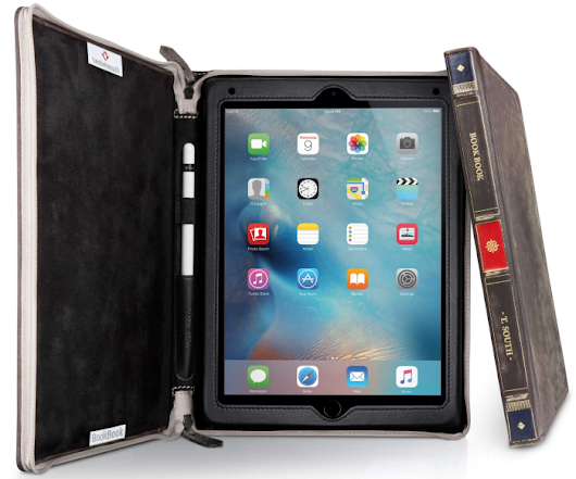 Review: BookBook for 9.7″ iPad Pro