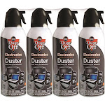 Falcon Dust-Off Air duster - pack of 4