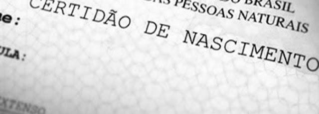 Certidões de nascimento passam a ter o número do CPF do titular e paternidade socioafetiva