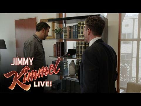 Jimmy Kimmel Met The Guy Who Spent $100K On A Cheeto | Deuce | Kiss 95.1