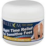 Advocate 901 Freedom Night Time Foot Cream 2 oz