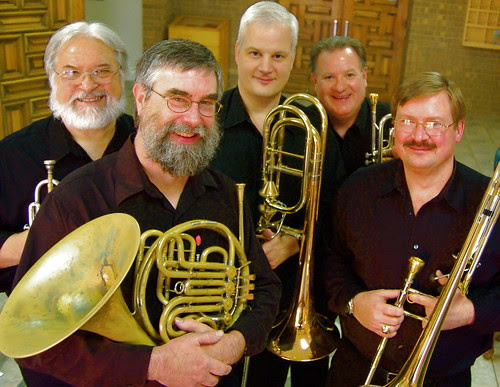 I-49 Brass Quintet, Shreveport by trudeau