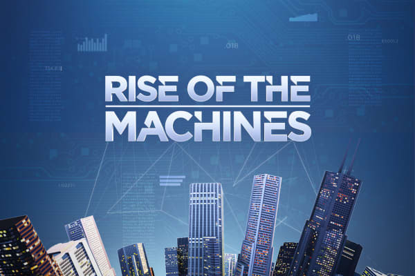 Image result for rise of the machine