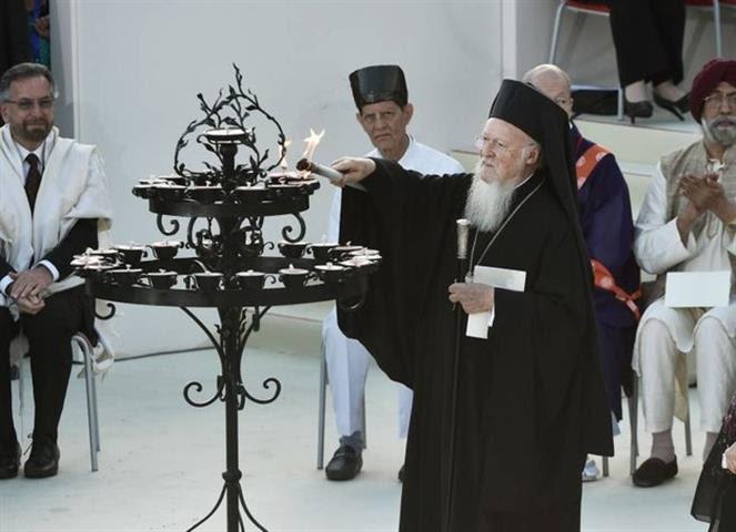 Αποτέλεσμα εικόνας για Βαρθολομαίος & πάπας