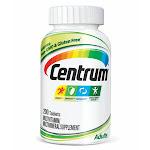 Centrum Multivitamin/Multimineral Tablets 200 Tablets