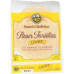 La Tortilla Factory: Light Flour Tortillas 11 Oz