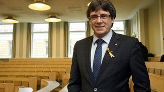 Carles Puigdemont, 130è president de la Generalitat, és a la presó de Neumünster des del 25 de març