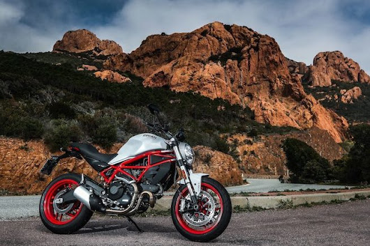With New Monster 797 Ducati Errs On The Side Of Cool | RideApart | Ducati.net