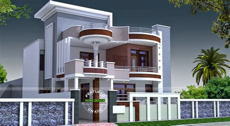 double storey kerala houses front elevations amazing