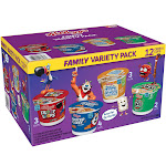 Kellogg's Breakfast Cereal in A Cup Variety Pack