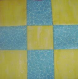 Three by Three Swap YellowBlue
