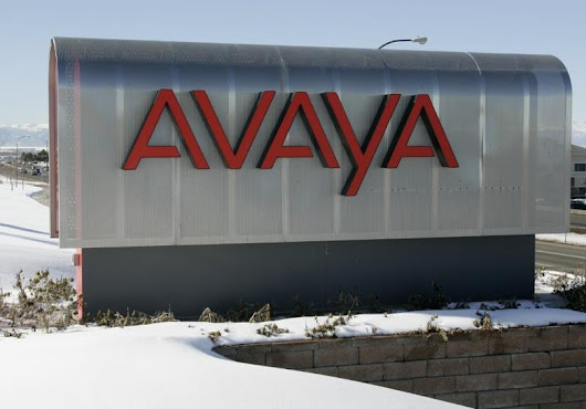 Telecommunications company Avaya files for bankruptcy