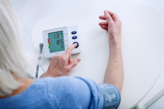 High blood pressure in older people linked to Alzheimer's disease