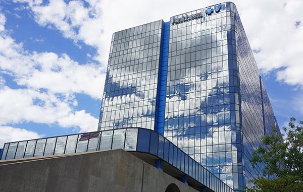 Hospital logo dispute lands in court - BusinessDen