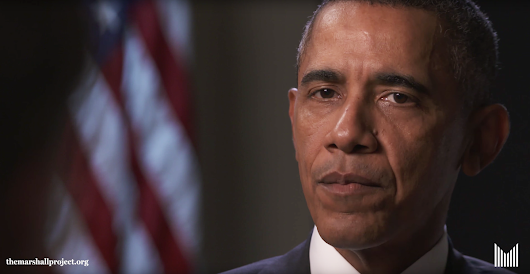 Exclusive: Watch Obama Discuss Death Penalty, Racial Profiling with The Marshall Project