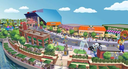 Universal Orlando confirms new Simpsons land for this summer