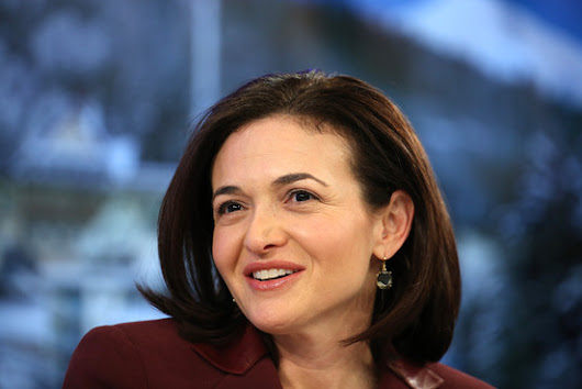 Sheryl Sandberg: Facebook Pages Are Mobile Presence for Small Businesses