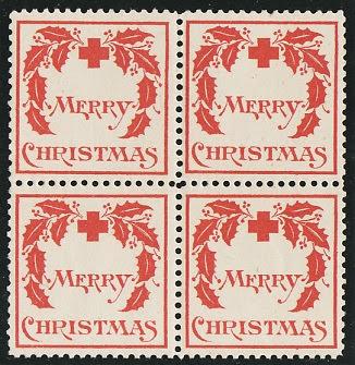 1907 U.S. Christmas Seals