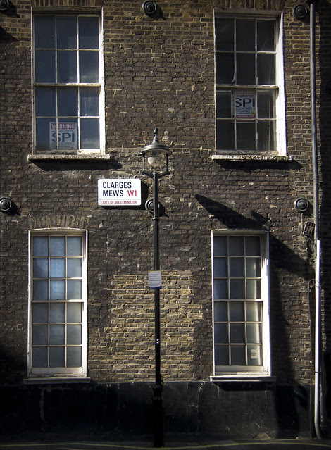 Clarges Mews - Mayfair