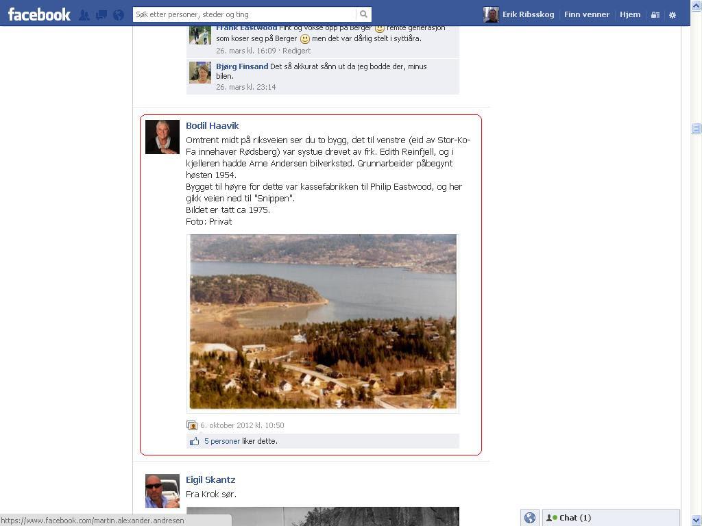 mer om bilde fra facebook