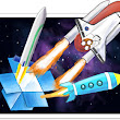 Earn free space on Dropbox by joining the Great Space Race!