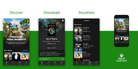 Xbox Game Pass gets mobile app, Halo: MCC joining service with many enhancements