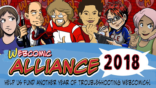 Webcomic Alliance Podcast - 2018
