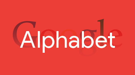 Google Creates Alphabet, a New Company to Rule Them All
