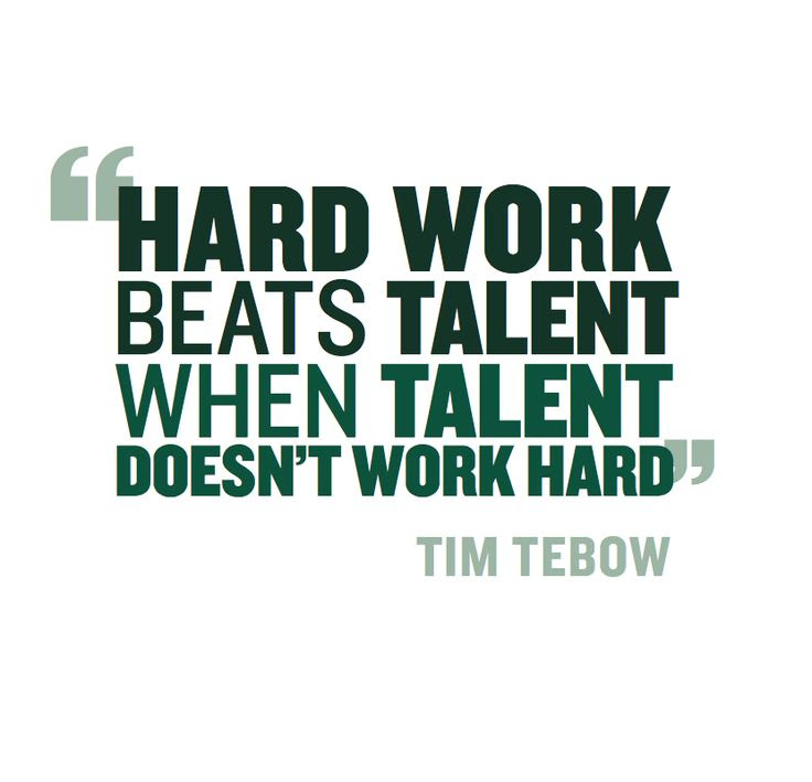 Tim Tebow Quotes About Hard Work. QuotesGram