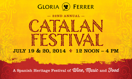 Vinopanion    | Blog            | #SpainLove: Gloria Ferrer's 22nd Annual Catalan Festival 07/19/14 & 07/20/2014