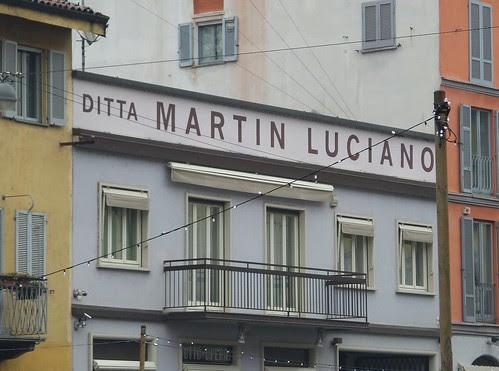 Le luci di Natale e Martin Luciano by Ylbert Durishti