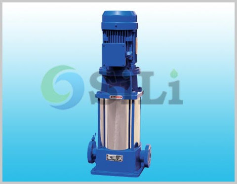 GDL pump, boiler feed water marine pump china