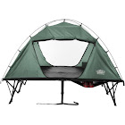Kamp Rite CtC Double 2-Person Compact Collapsible Backpacking Camping Tent Cot