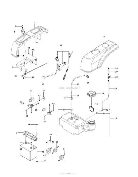 Dixon SPEEDZTR 30 - 966611101 (2013-08) Parts Diagram for