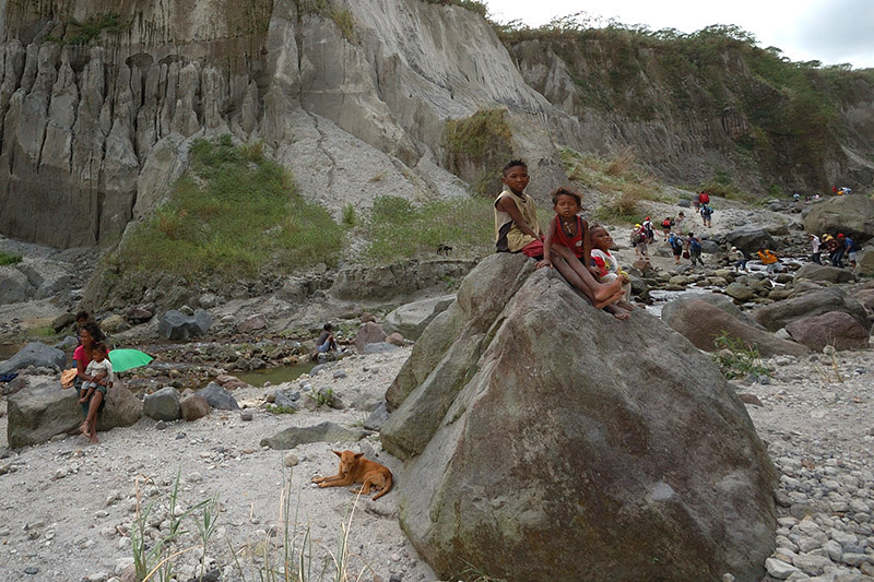 Pinatubo Aetas