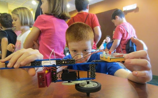 STEAM Science and Robotics Summer Camps 50% Off - Use Code: USFG1750 - Eclectic Momsense