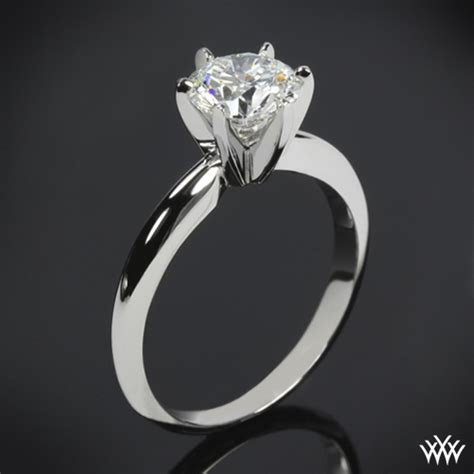 prong classic diamond solitaire