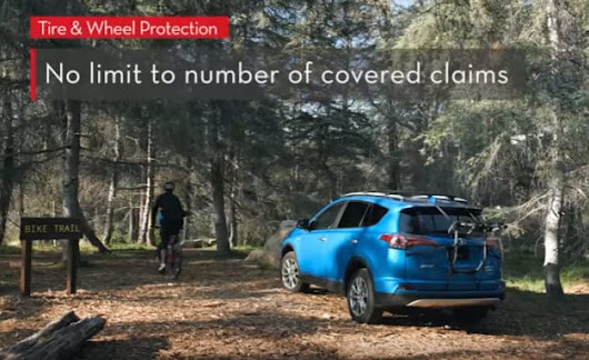 VIDEO: Toyota Offers Tire & Wheel Protection for Car Owners