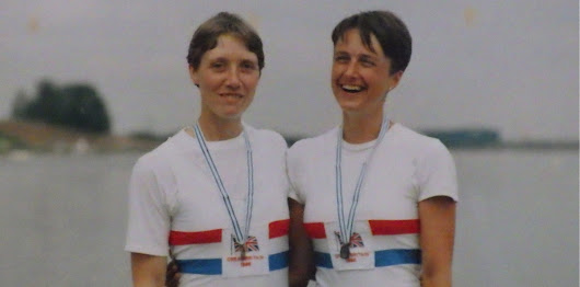 1986: 2 medals for the first time and Beryl's swansong