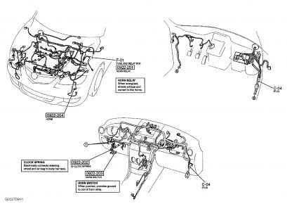 2006 Mazda 6 Fuse Box Diagram - Wiring Diagram Schemas