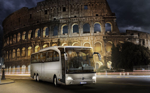 Rental Bus Rome - Transfer airport, Civitavecchia and Tour in Italy