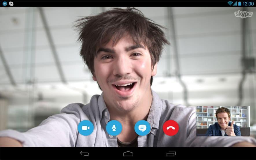 Já é possível fazer videochamadas Skype enquanto faz outras coisas no seu smartphone