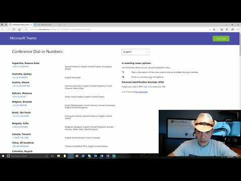 How-To Video: PSTN Conferencing (Public Preview) in Microsoft Teams