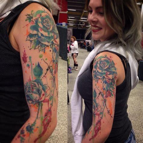 flower tattoo sleeve tattoo ideas gallery