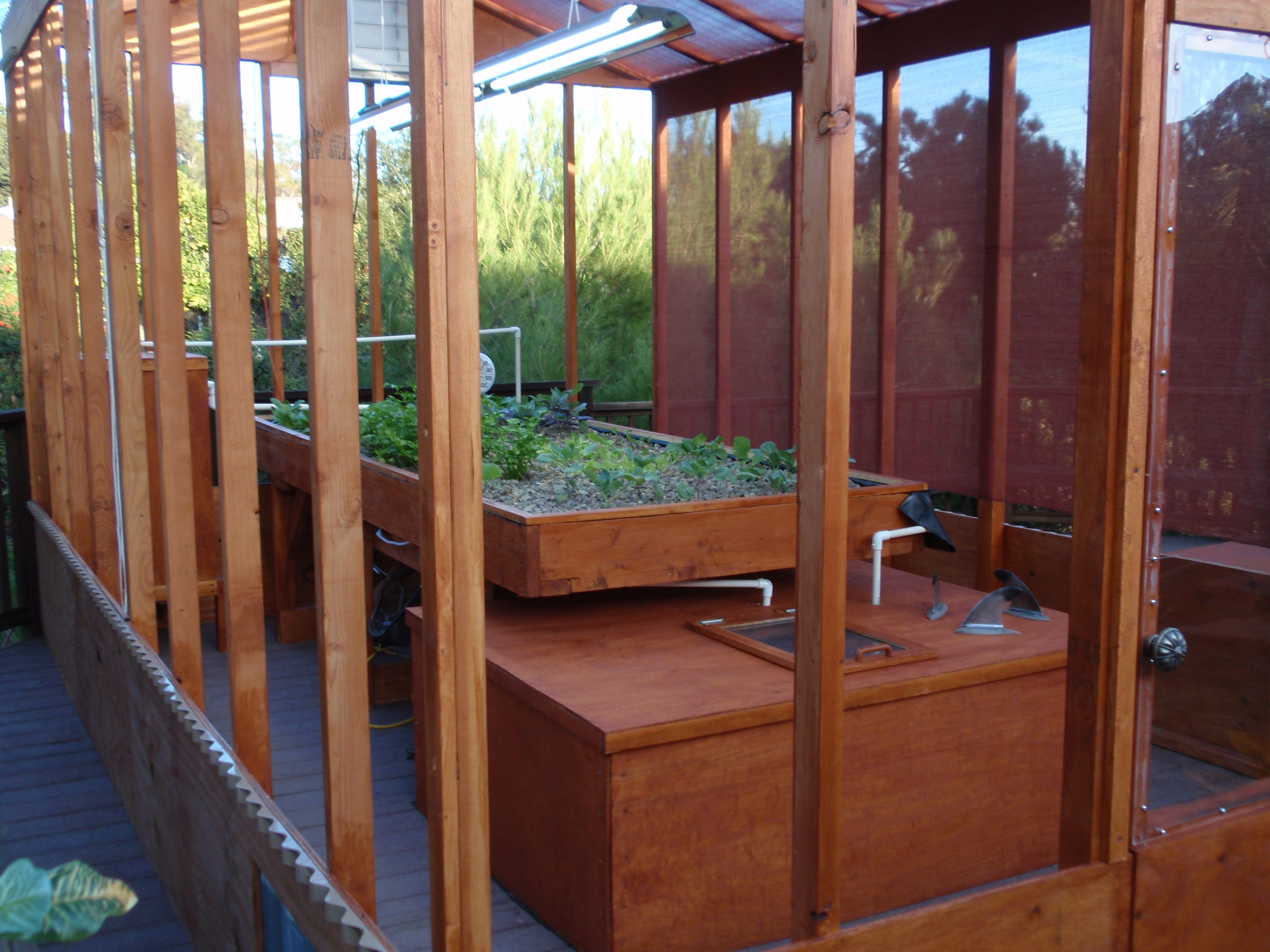 Aquaponics Systems for Sale