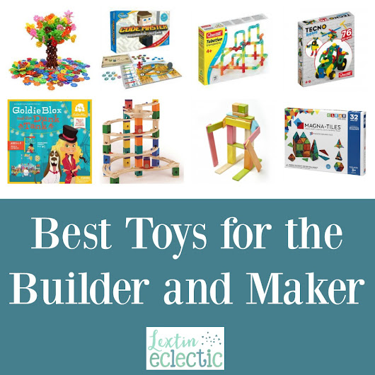 Gift Guide for the Builder and Maker - Lextin Eclectic