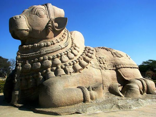 5 Biggest Nandi Statues in India - Tamil Nativeplanet