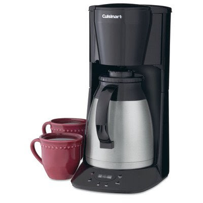 Ofphantombank Blogspot: Cuisinart DTC-975BKN Thermal 12-Cup Programmable Coffeemaker, Black